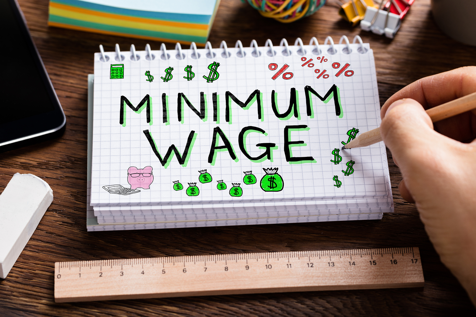 FOR A FAIR MINIMUM SALARY – BE FAIRER AND BE BETTER