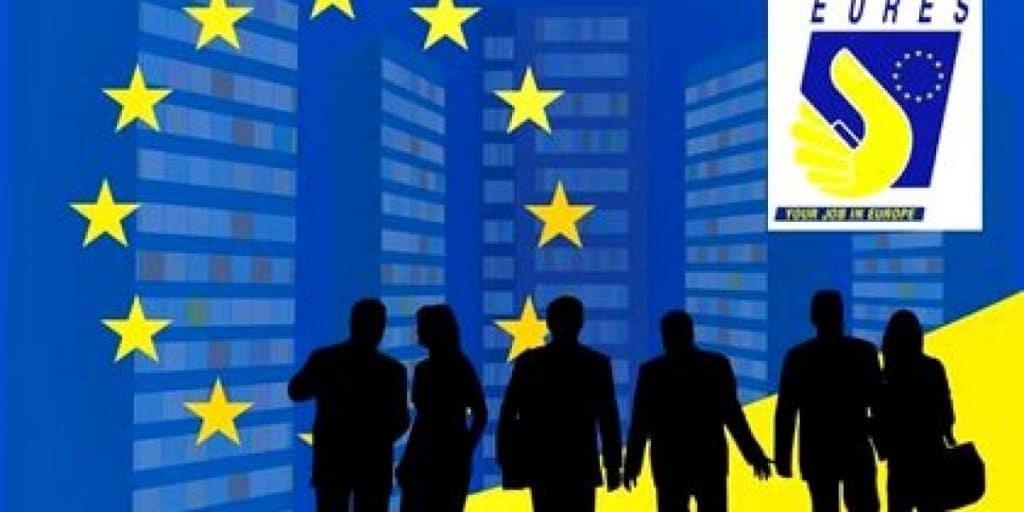 eures work europe