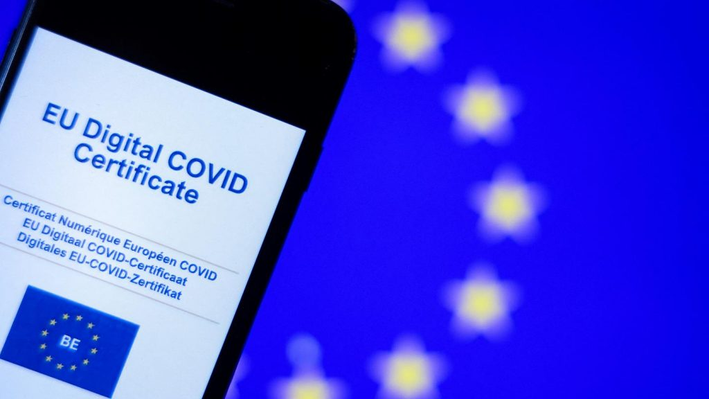 How to Get The EU Covid Certificate in Italy as a Foreigner - Youth for  Europe